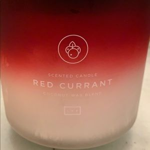 LAB Red Currant coconut wax blend candle